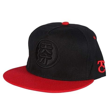 Gorra de beisbol,Gorra de béisbol Creative Hip Hop Carta bordado ...