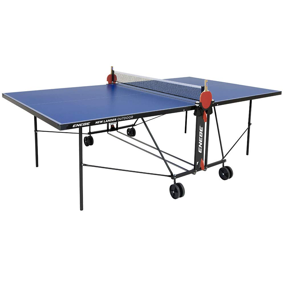 Enebe Mesa Ping Pong New Lander Outdoor: Amazon.es: Deportes y ...