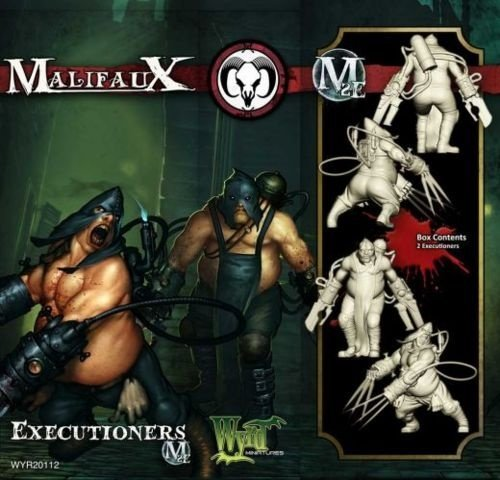 Wyrd Miniatures 20112 Guild Executioners - 2