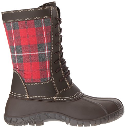 Baffin Donna Donna St. Clair Plaid Marrone