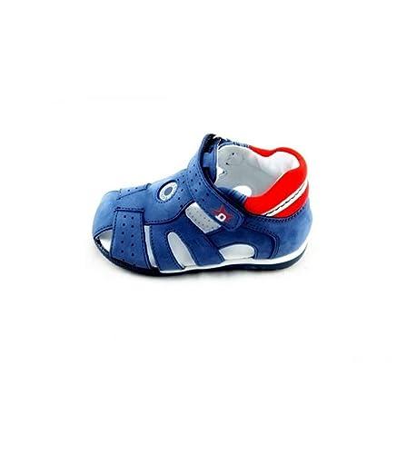 BALDUCCI Scarpe Baby occhio di bue in Pelle blu CITA56  Amazon.co.uk ... 69385a40766