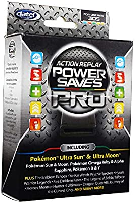 Amazon com: Datel Action Replay Power Saves Pro - Nintendo