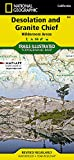 Desolation and Granite Chief Wilderness Areas (National Geographic Trails Illustrated Map (802))