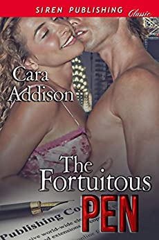 The Fortuitous Pen [Sequel to Going the Distance] (Siren Publishing Classic) by [Addison, Cara]