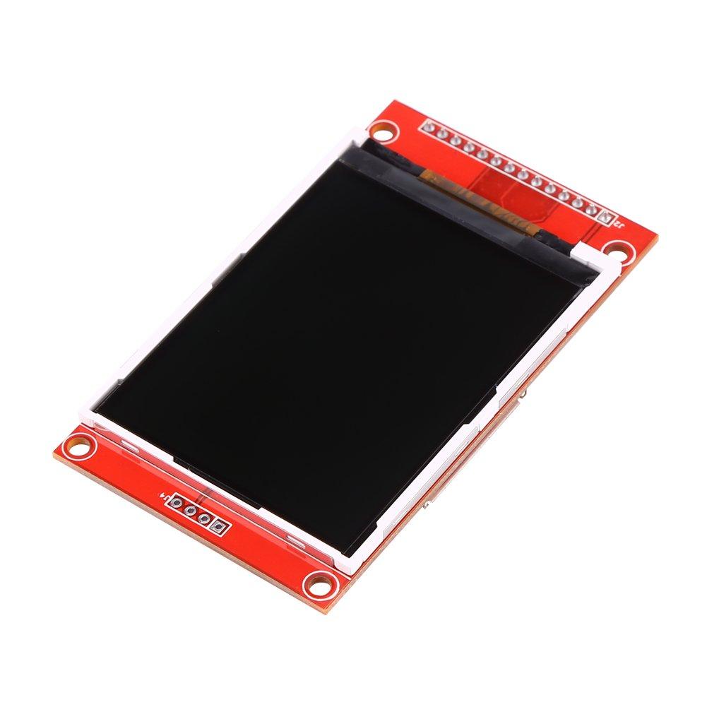 LCD Display Module,2.8'' 240x320 SPI TFT LCD Serial Port Module with PCB ILI9341 5V/3.3V