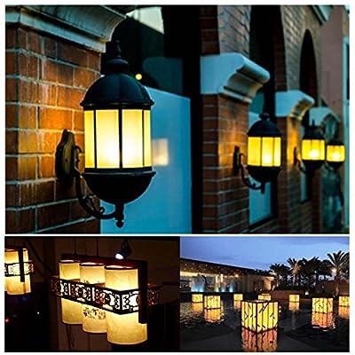 Phenas 30W LED Corn Light Bulb for Indoor Outdoor Large Area, Large Mogul Screw Base (E39) 5000Lm 4000K, for Street Lamp Post Lighting Garage Factory Warehouse High Bay Barn Porch Backyard