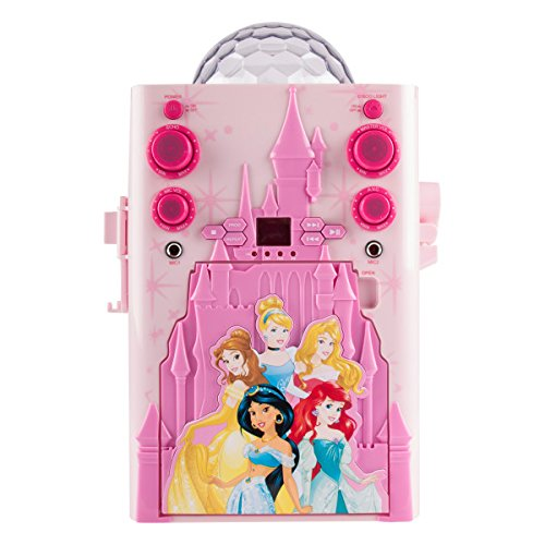 Princess Flashing Disco Ball Karaoke by Disney Princess (Image #8)