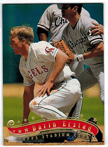 1997 Stadium Club Anaheim Angels Team Set with Jim Edmonds & Darin Erstad - 12 Cards