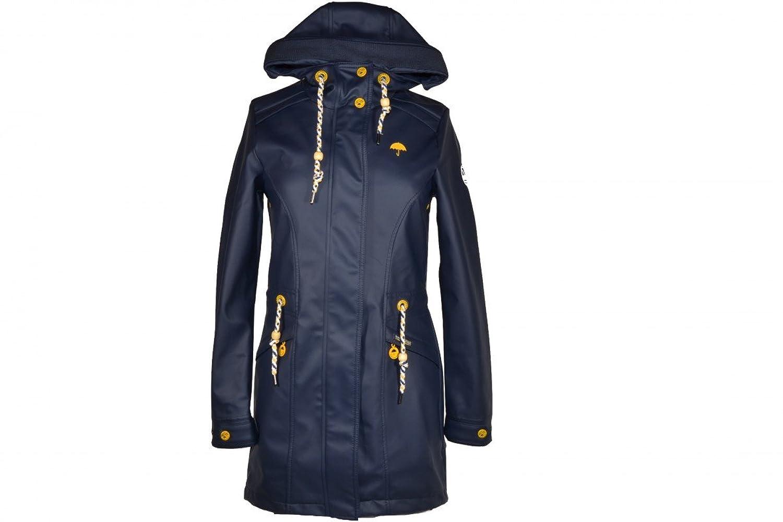 Schmuddelwedda - Chaqueta - abrigo impermeable - Manga Larga - para mujer