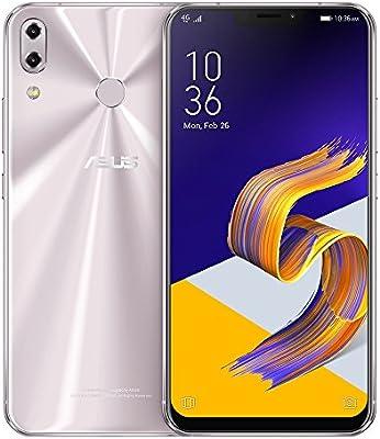 a6e33d36ae Amazon.com: Asus ZenFone 5 ZE620KL 64GB Meteor Silver, Dual Sim, 4GB Ram,  6.2-inches, GSM Unlocked International Model, No Warranty: Cell Phones & ...