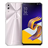 Asus ZenFone 5 ZE620KL 64GB Meteor Silver, Dual Sim, 4GB Ram, 6.2-inches, GSM Unlocked International Model, No Warranty