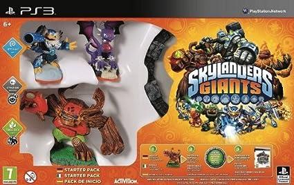 Skylanders 2012 - Starter Pack (Incluye Portal): Amazon.es: Hogar