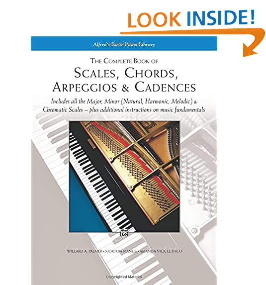 Piano Chords Amazon