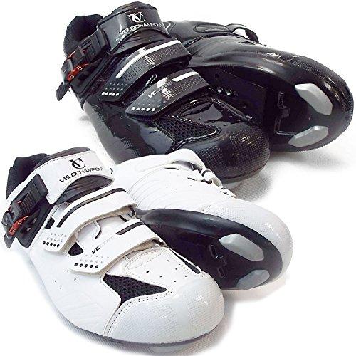 VeloChampion Elite Rennradschuh (Paar) Road Cycling Shoes