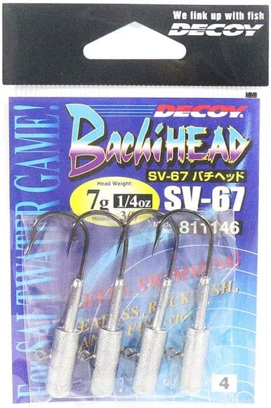 Decoy SV 67 Bachi Head