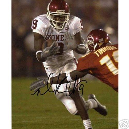 mark-clayton-autographed-oklahoma-sooners-white-jersey-8x10-photo