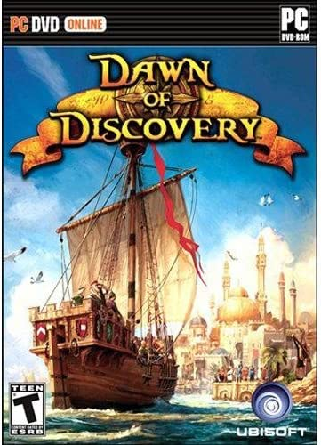 Amazon com: Dawn of Discovery - PC: Video Games