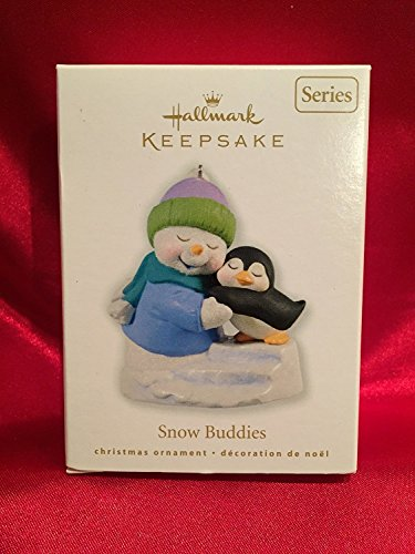 2010 Hallmark Ornament - Snow Buddies #13 In Series 2010 Hallmark Ornament