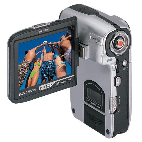 DXG 579V Hi-Def Pocket Camcorder