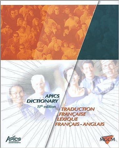 Il Pdf Livres Telechargement Gratuit Apics Dictionary