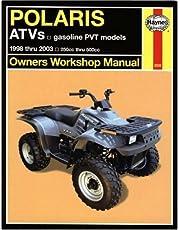 Haynes Polaris Atvs 1998-2003