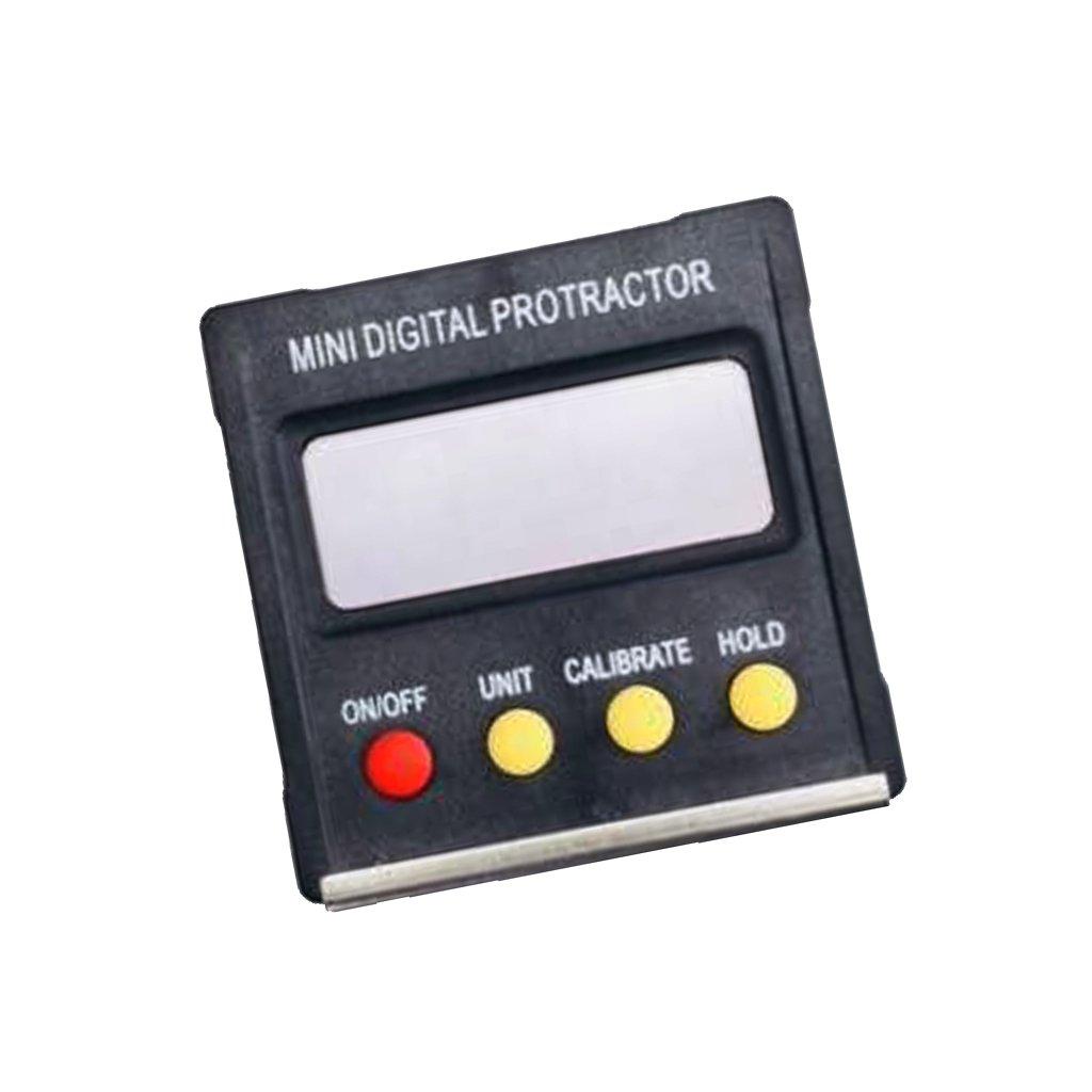 Mini LCD Digital Protractor Inclinometer Accesorios de Manualidad ...