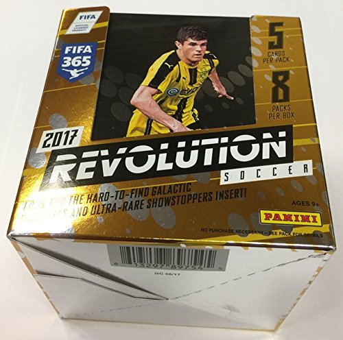 2016/17 Panini Revolution Soccer Hobby Box by Panini