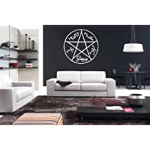 amazon com monogrammed wall stickers wall art designs name wall art custom monogram name vinyl