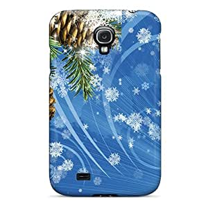 New Premium Chuxia Snow Blast Skin Case Cover Excellent Fitted For Galaxy S4