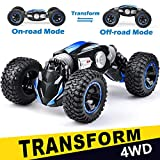 NQD RC Car Off-Road Vehicles Rock Crawler 2.4Ghz Remote Control Car Monster Truck 4WD Dual Motors Electric Racing Car,...