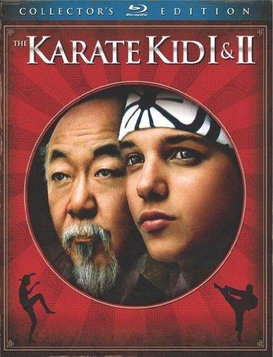 The Karate Kid I & II (Collector