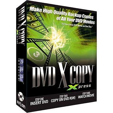 EXPRESS GRATUIT DVDXCOPY TÉLÉCHARGER