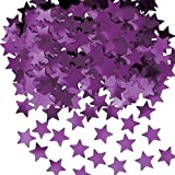Star Table Confetti (see all colours available) (PURPLE)
