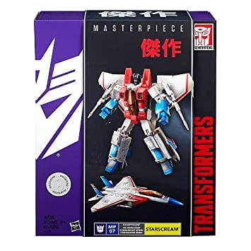 Transformers Masterpiece MP 07 Starscream Toys R Us Exclusive by Transformers