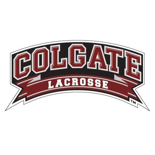 Colgate Extra Large Magnet 'Lacrosse'