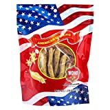 WOHO Long Large #101.8 American Ginseng Roots 8 Oz bag For Sale