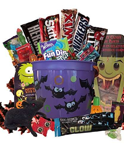 Sugar Shock Campus Survival Kit Halloween Care Package