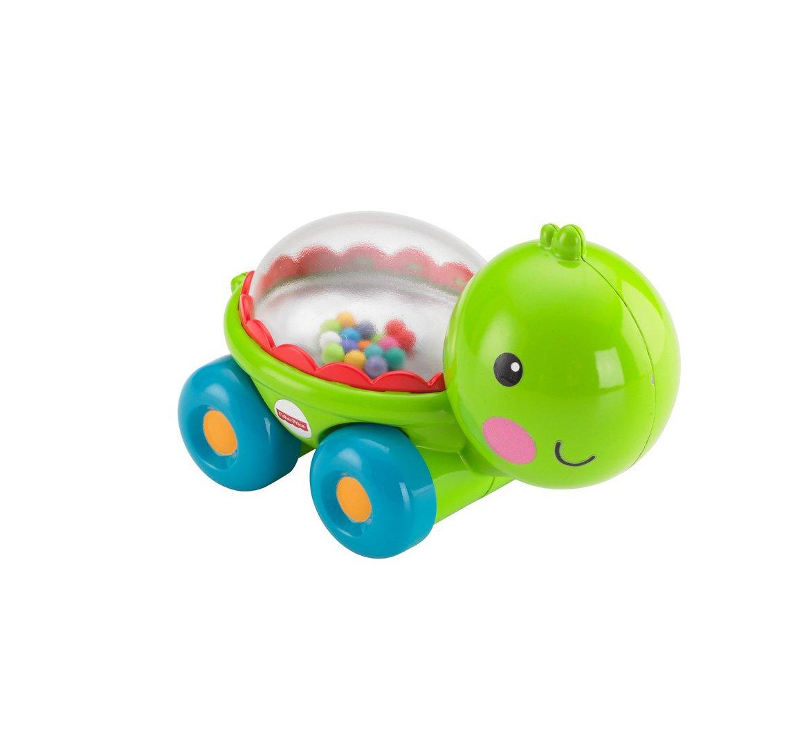 Fisher Price Tortuguita bolitas saltarinas Mattel BGX surtido: modelos colores aleatorios