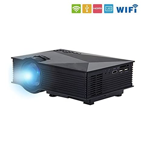 Taotree Mini Video Projector, uc46 Portable Multimedia Home Cinema ...