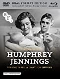 Humphrey Jennings Collection - Volume 3 ( A Diary for Timothy / The True Story of Lilli Marlene / The Eighty Days / Myra Hess / A Defeated People / The C [ Blu-Ray, Reg.A/B/C Import - United Kingdom ]