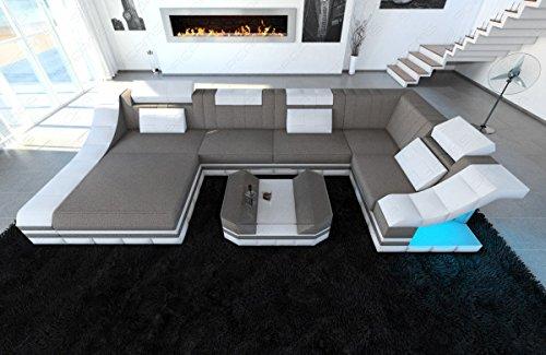 Sofa Dreams Salón Paisaje Piel plástico Mix Turino Forma de ...