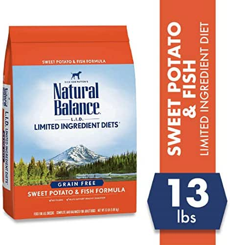 Dog Food: Natural Balance Limited Ingredient Diets Grain Free