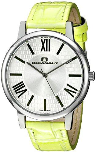 Oceanaut Women's OC7213 Analog Display Quartz Green Watch