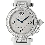 Cartier Pasha quartz womens Watch WJ11924G (Certified Pre-owned)