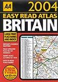 AA Easy Read Britain 2004, AA, 074953737X