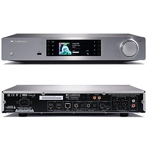 Cambridge Audio CXN v2 Network Streamer in Silver