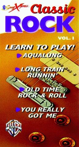 Classic Rock Volume 1 [VHS]