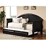 Coaster Home Furnishings Traditional Trundle, Black