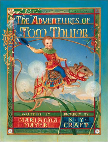 The Adventures of Tom Thumb - Mall Mail Place