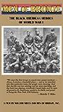 Men of Bronze: The Black American Heroes of World War I [VHS]